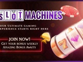 Judi Slot Online Terbaru 2020